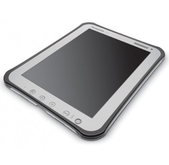 The FZ-Q2 Toughpad is Panasonic's latest enterprise-grade tablet