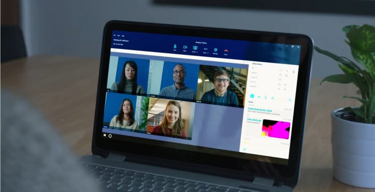 Amazon's new web conferencing service could 'Chime' in a new era