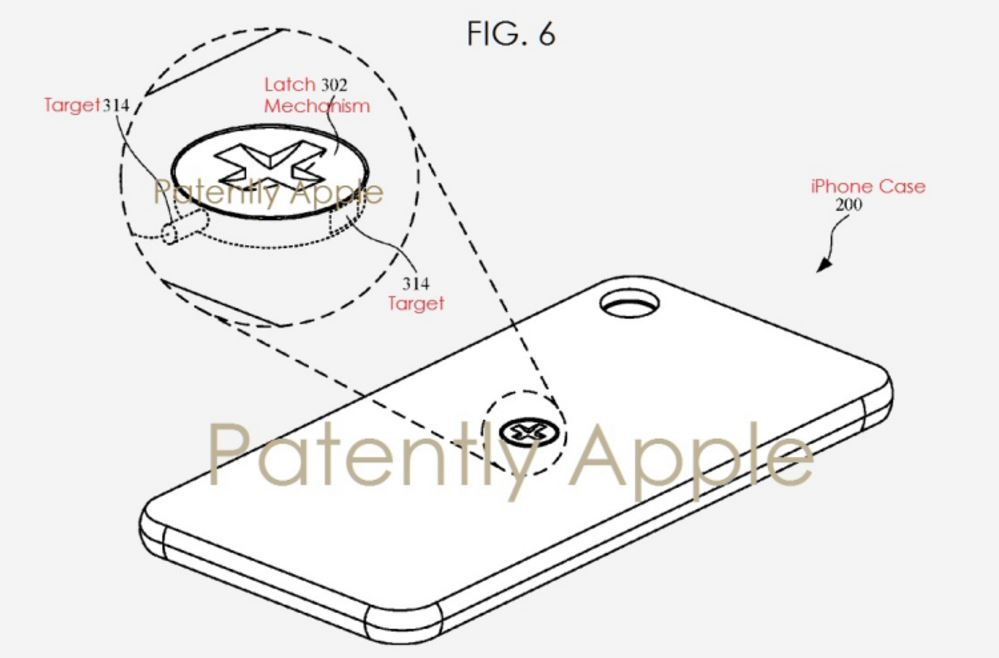 Apple wants to make an iPhone case that can smartly communicate