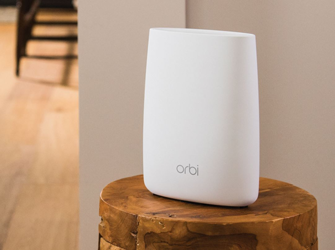 Netgear's new Orbi variants offer speed and range at a lower cost