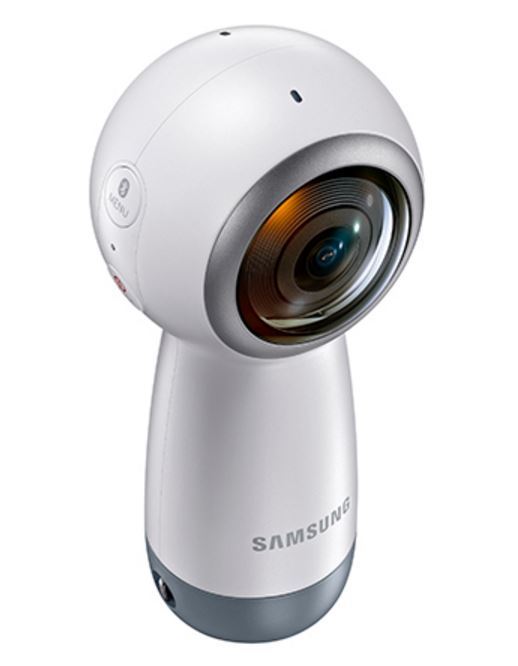 What's new in Samsung's 2017 version of Gear 360: Shoots 4K, compatible with iOS devices and more