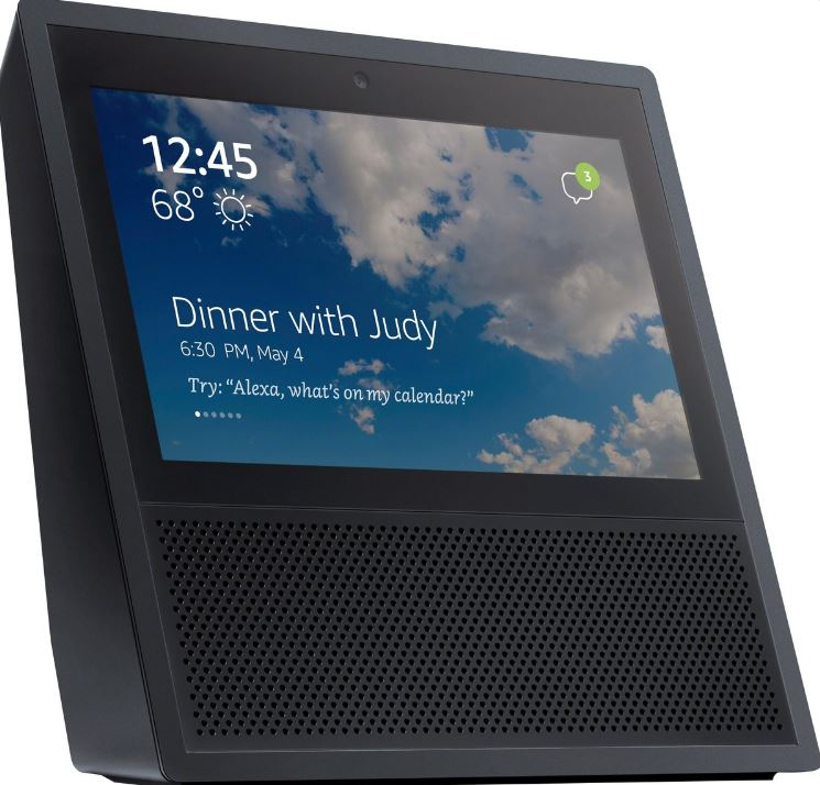 New Amazon Echo with touchscreen and calling facility to launch tomorrow?
