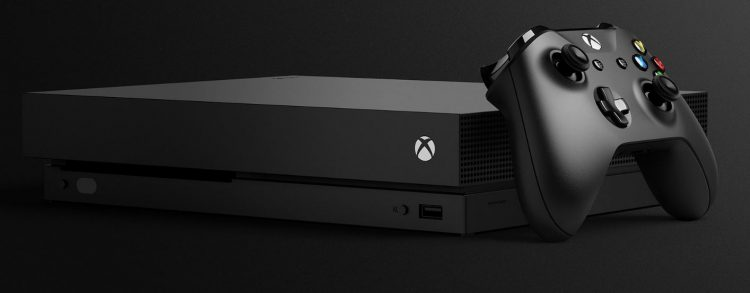Xbox One X: All about the world's most powerful gaming console