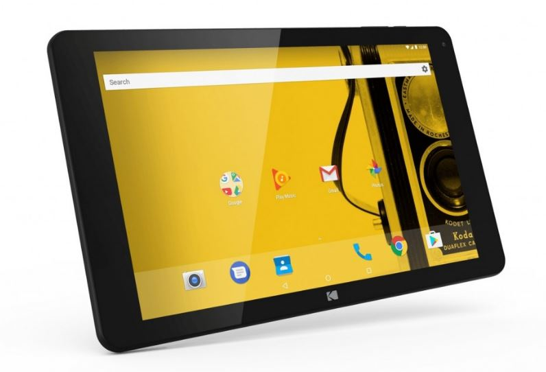 After Ektra smartphone, Kodak is now eyeing the tablet market