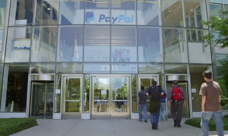 PayPal is working on instant bank transfers