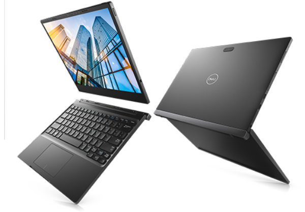 Dell Latitude 7285: World's first wireless charging 2-in-1 notebook