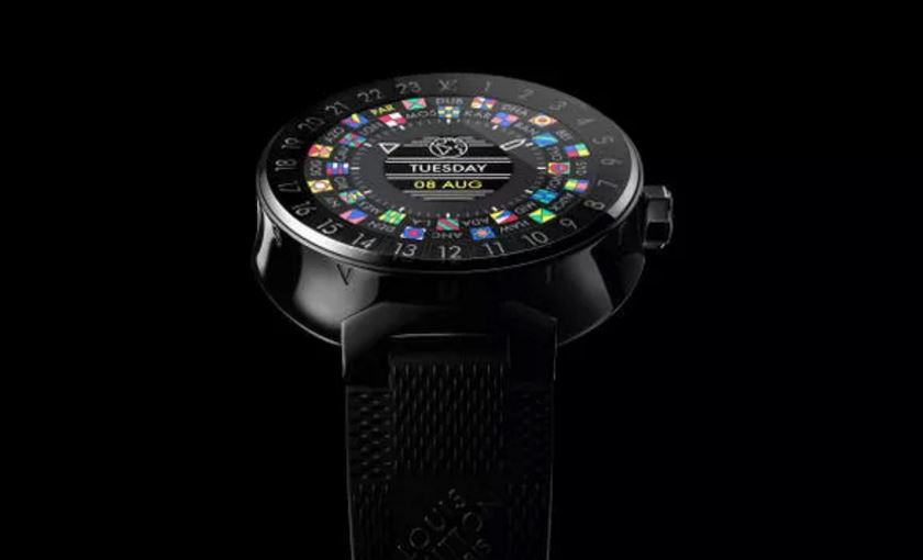 Louis Vuitton's smartwatch costs a heart-stopping $2,500