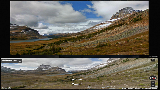 Google's AI can now make Google Street View photos look like professional works