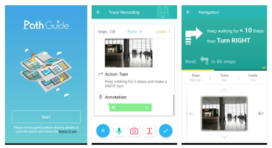 Microsoft's new indoor navigation app does not need Wi-Fi or GPS