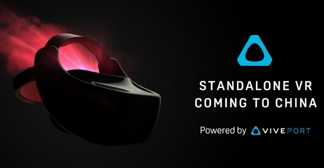 HTC's new standalone Vive VR headset runs on Snapdragon 835, available only in China