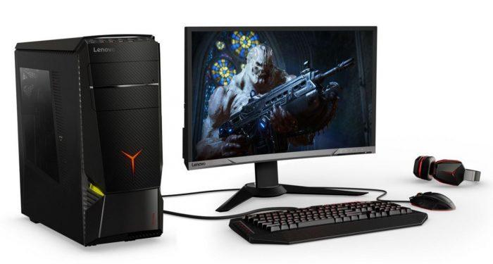 Lenovo to launch three new Legion desktops for VR on any budget