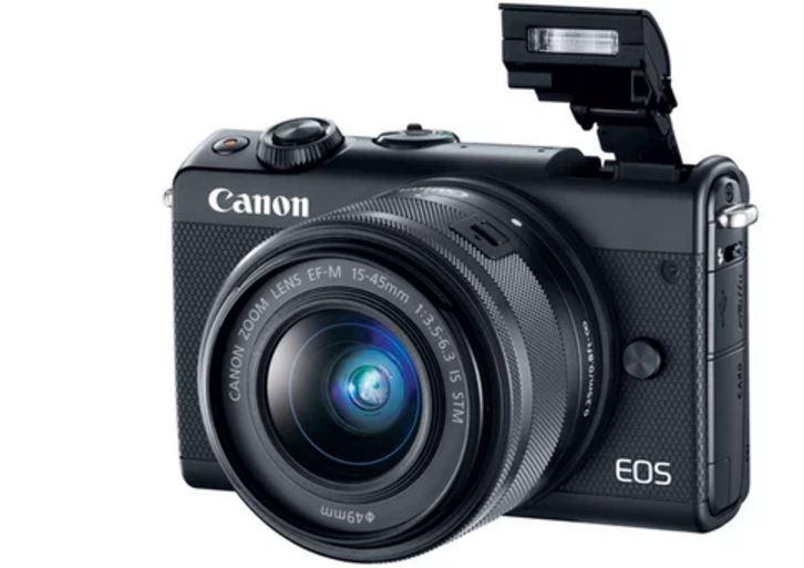 Canon outs $599 M100 compact camera with 24.2MP sensor, lacks 4K