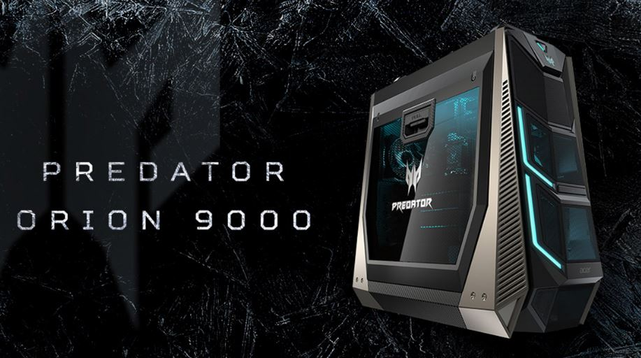 Acer's 18-core Predator Orion 9000 is the most powerful gaming PC out there