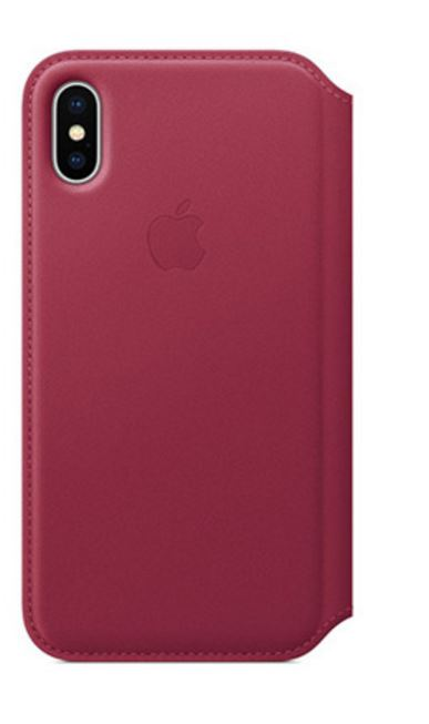 Apple's new Folio case for the iPhone case is $100 and works like the iPad Smart Cover