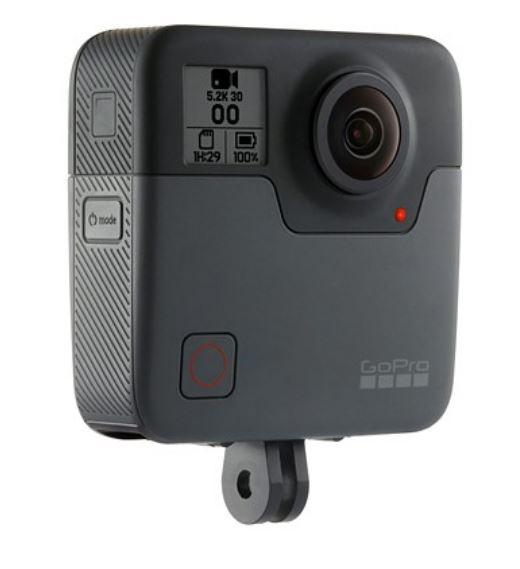 GoPro's $500 HERO6 does 4K at 60 fps, FHD at 240fps