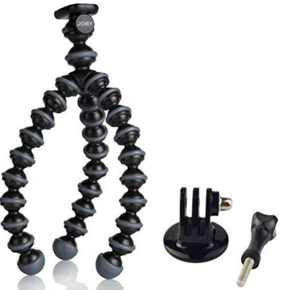 New GorillaPod line-up now includes support for smartphones and GoPros
