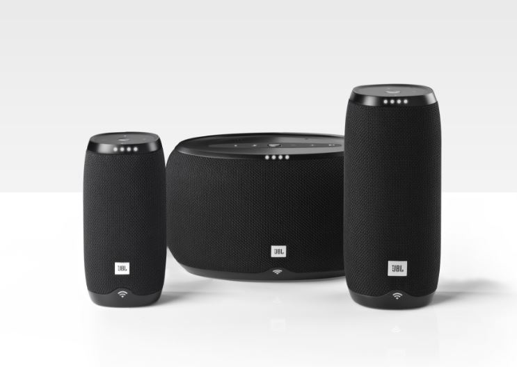 JBL announces four smart speakers, an AirPod rival and The Rock's headphones