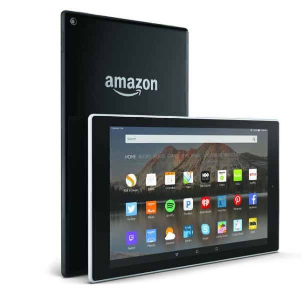 Amazon updates Fire 10 HD with 1080p screen, Alexa and cheaper price-tag