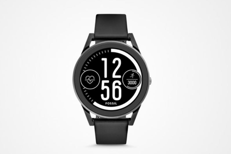 New Fossil Q Control Smartwatch is the company's first with GPS at the same cost as its siblings