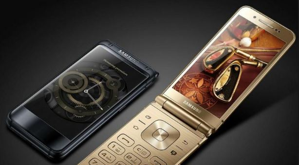 Samsung releases clamshell W2018 flip phone in China with f/1.5 aperture and Bixby