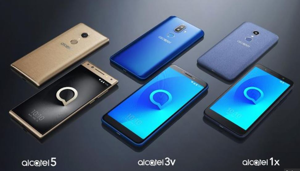 Alcatel tease new Series 1, 3 and 5 due for release next month