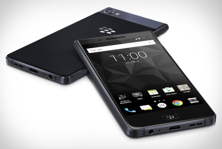 BlackBerry Motion with its rugged water and dust resistance finally launches in US