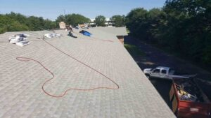 commercial roofing mercer county