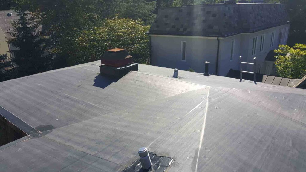 commercial roofing company mercer county