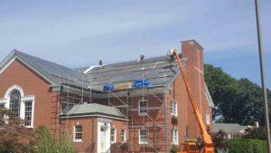 Bucks County commercial roof repair