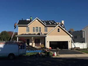 Roof Repair Contractors NJ