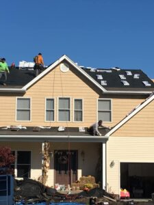 Roofing Contractor Residential NJ