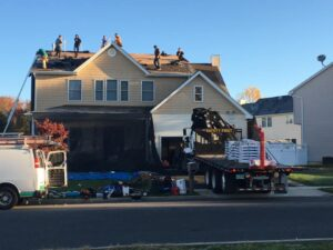 Roofing Contractor Residential PA