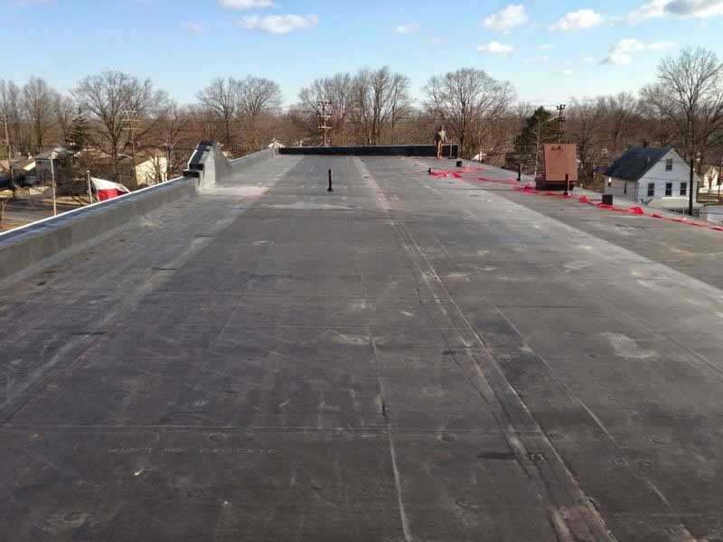 commercial roofing bristol