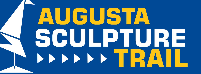 Augusta Sculpture Trail logo