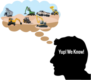 Construction Equipment Marketing From An Insider's Perspective
