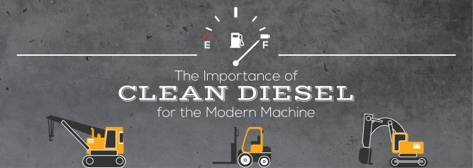 The Importance of Clean Diesel for the Modern Machine