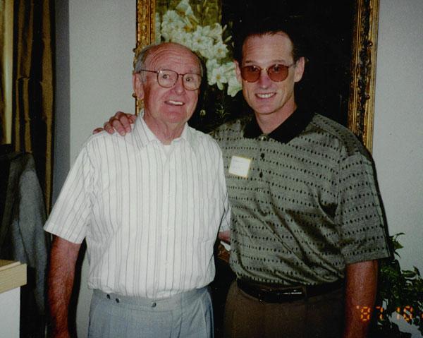 John (dad) & Dennis