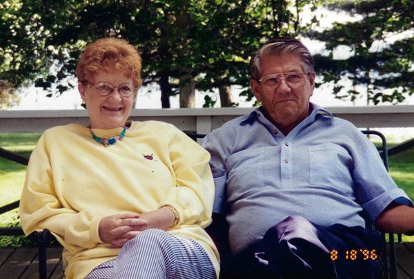 Donna & Georg Welsh