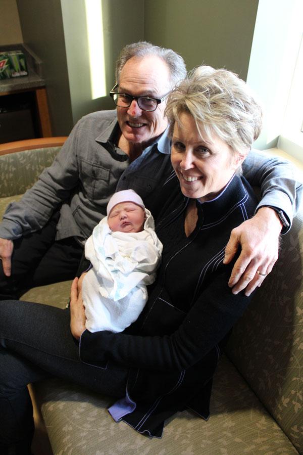 Jack's birth (Dec 2017)
