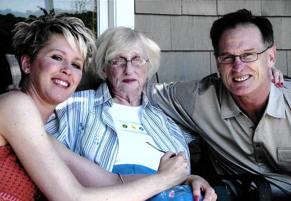 Megan, Barb & Dennis