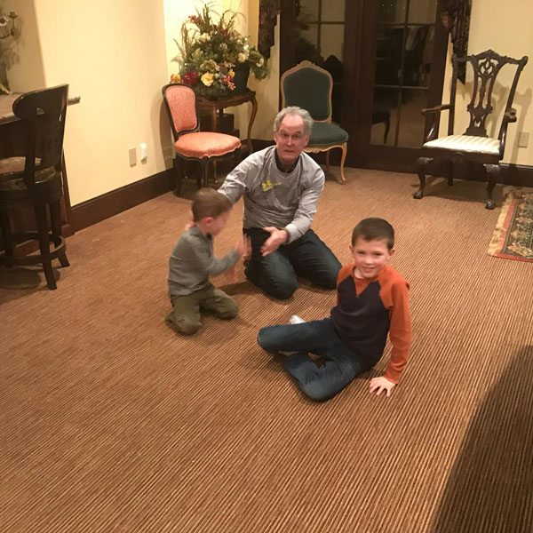 Wrestling with Ty & Carter