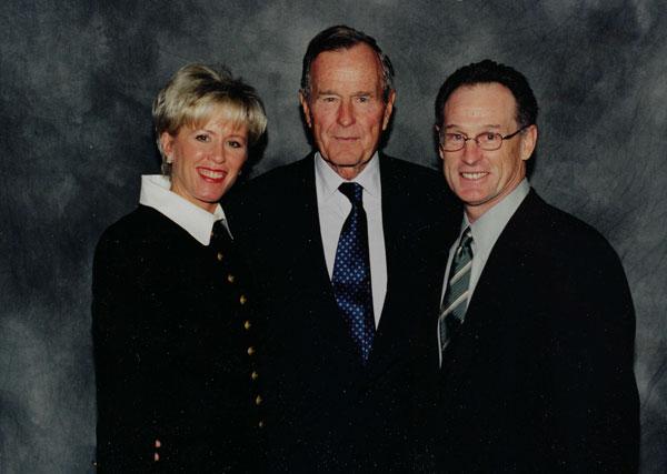 President George Bush Sr.