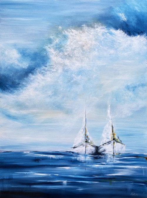 Boating Affair by Jess King