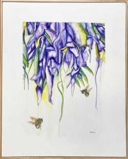 Humming by Jess King at Manly Harbour Gallery