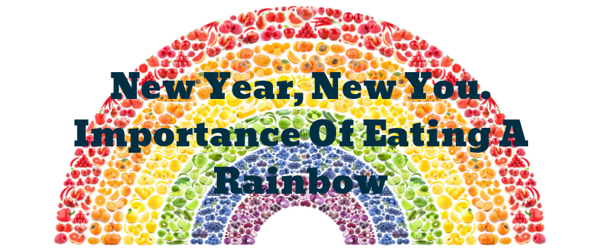 Eat a Rainbow to Stay Healthy All Year