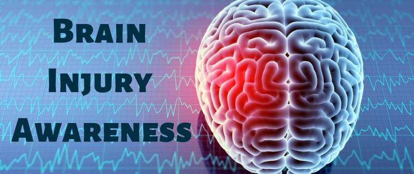 Brain Injury Awareness Month with Community Care Ambulance