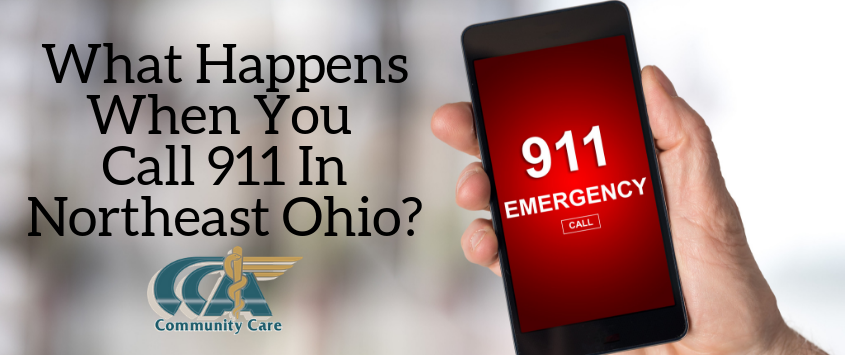 What Happens When You Call 911 in Northeast Ohio?