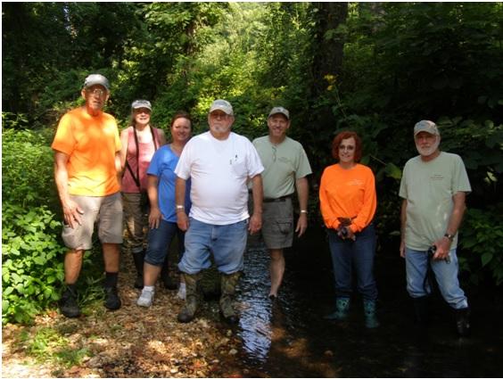 Prairie Creek Team