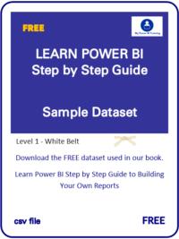 Learn Power BI Book Dataset