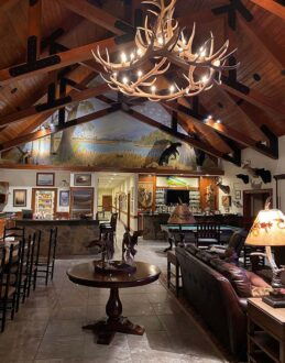 LUX Hunting Lodge